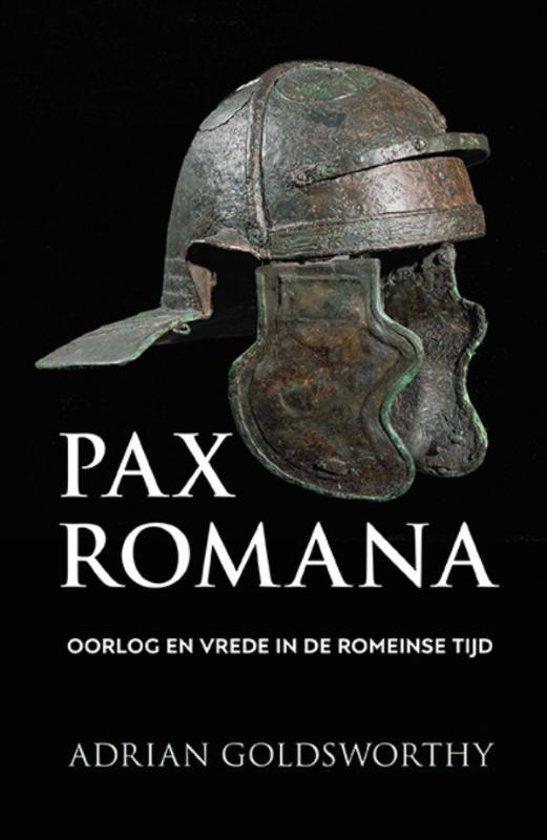 Boek cover Pax Romana van Adrian Goldsworthy (Paperback)