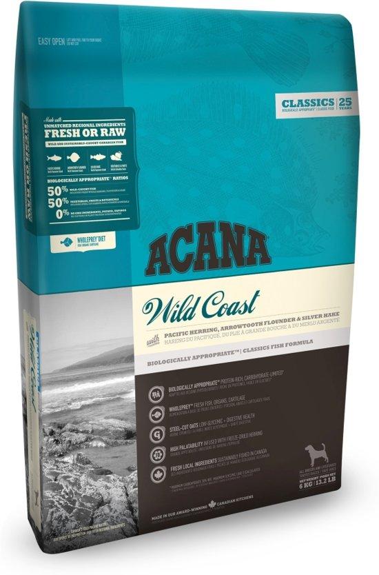 Acana Classics Wild Coast - Hondenvoer - 6 kg