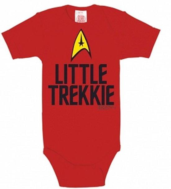 Bol Star Trek Logo Romper Trekkie Logoshirt 5056