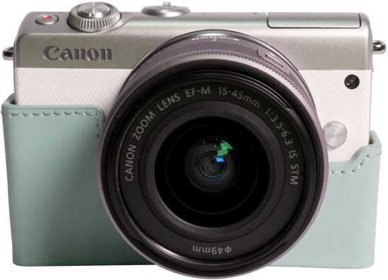 Canon EOS M100 + 15-45mm - Wit - Limited Edition
