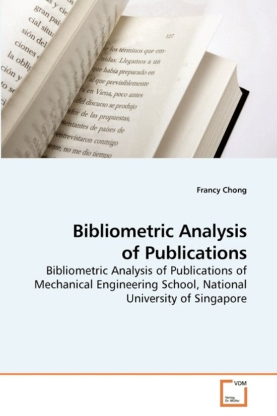 bibliometrics thesis or dissertation Citation analysis of doctoral dissertations in mathematics using bibliometrics of animal cell culture citation analysis of dissertation, thesis.