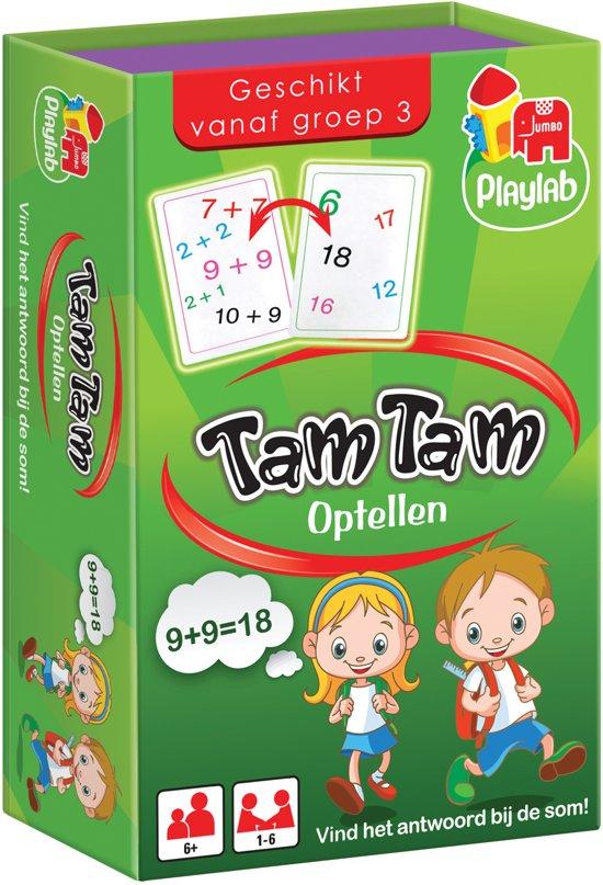 Tam Tam - Playlab - Optellen