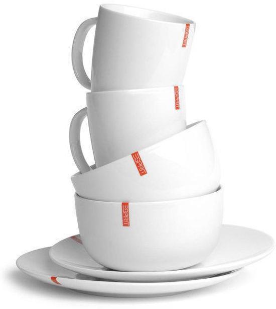Esprit Home Ontbijtset - 6-delig - Wit