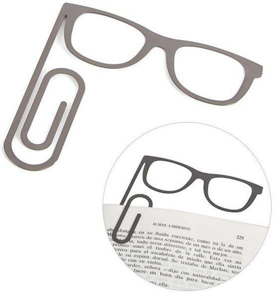Balvi boekenlegger bril The Reader