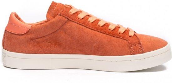 Adidas Sneakers Court Vantage Dames Oranje Maat 41 1/3