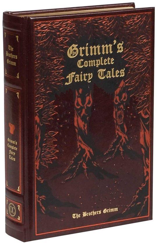 Boek cover Grimms Complete Fairy Tales van Jacob Grimm (Onbekend)