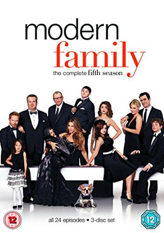 modern family season 5 tv series muziek. Black Bedroom Furniture Sets. Home Design Ideas