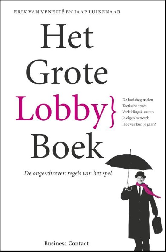 Het grote lobbyboek