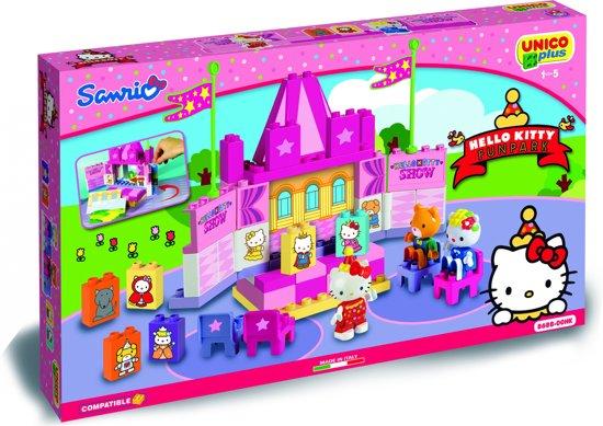 Androni Unico Plus Hello Kitty theater, 55dlg.