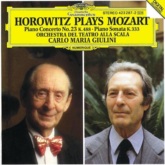 Piano Concerto 23/Piano Sonata