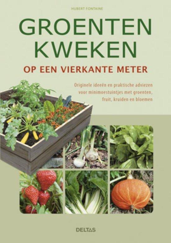 Groenten kweken op een vierkante meter hubert fontaine 9789044732252 boeken - Groenten in potten op balkons ...