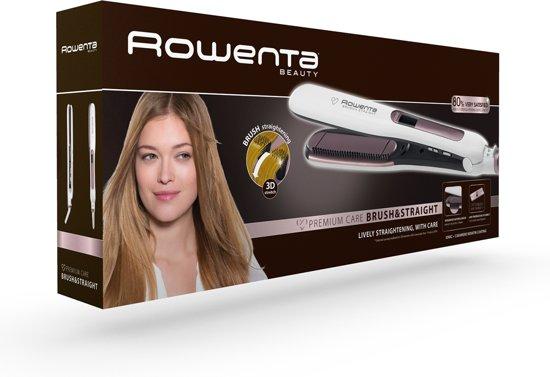 Rowenta Brush & Straigth SF7510 - Stijltang