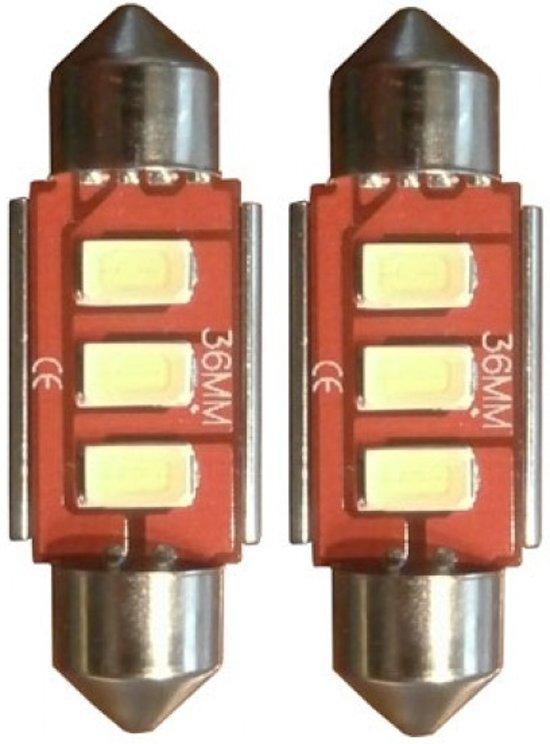 C5W 3HP LED Canbus 2.0 binnenverlichting - 36mm
