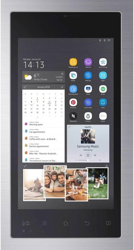 Samsung RB38M7998S4 Family Hub
