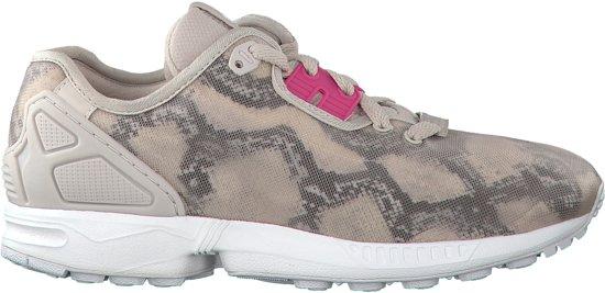 adidas zx flux grijs dames