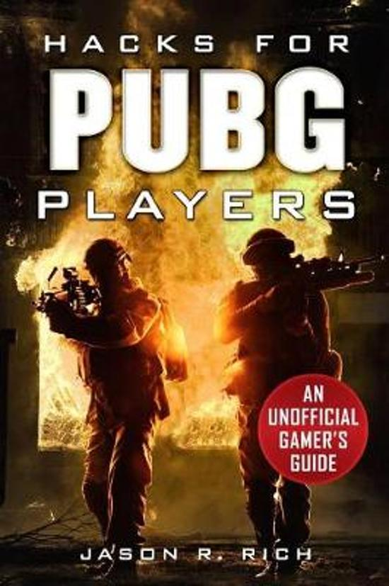 Boek cover Hacks for PUBG Players van Jason R. Rich (Hardcover)