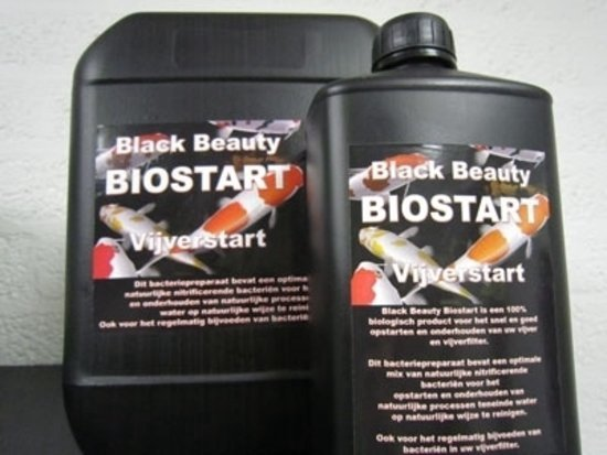 Black Beauty Algenstop 0,5L