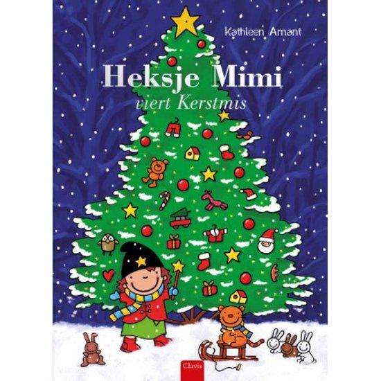 Afbeeldingsresultaat voor heksje mimi viert kerstmis