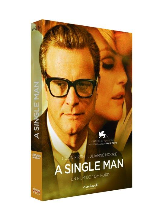 Cover van de film 'Single Man'