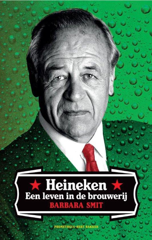 Heineken. Een leven in de brouwerij - Voorkant