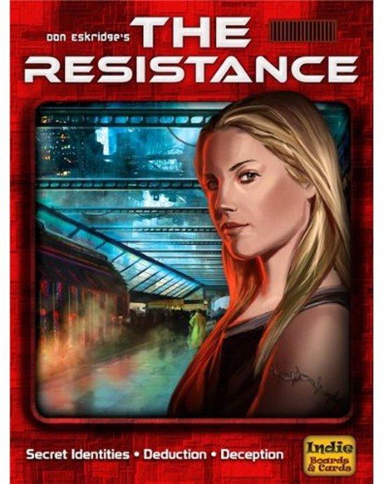 Afbeelding van het spel The Resistance - Gezelschapsspel - Engelstalig