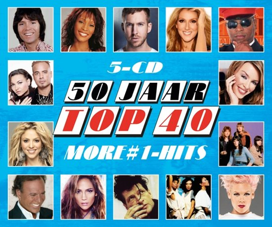 50 jaar top 40 cd bol.| 50 Jaar Top 40   More #1 Hits, Top 40 | CD (album) | Muziek 50 jaar top 40 cd