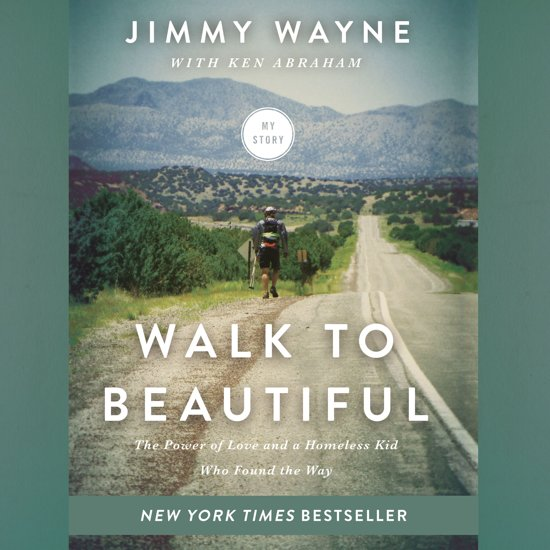 Boek cover Walk to Beautiful van Mr. Jimmy Wayne (Onbekend)