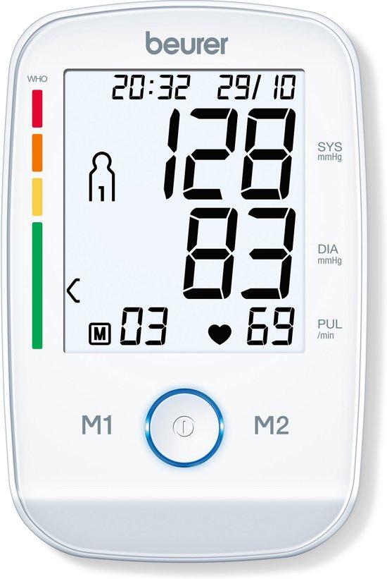 Beurer BM45 - Bloeddrukmeter Bovenarm