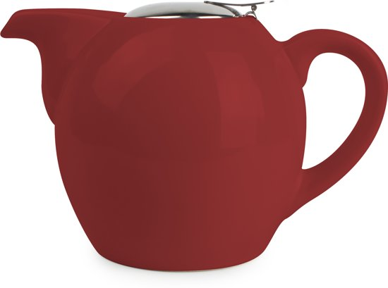 Yong Camellia Theepot - 1.6 l - rood