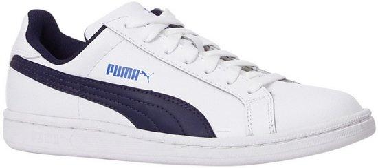 Pumas Fracasser Buck Plaisir Wit L Jr Sneakers Enfants Zb3VAByj