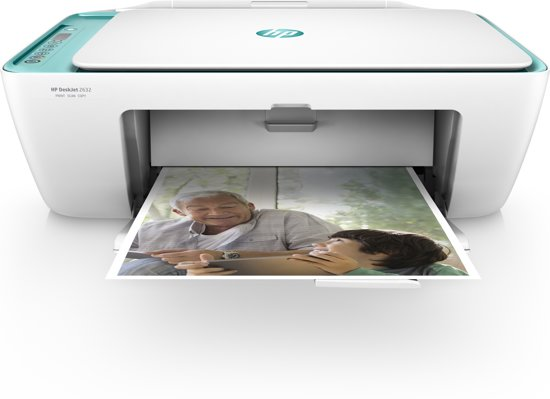 HP DeskJet 2632 - All-in-One Printer