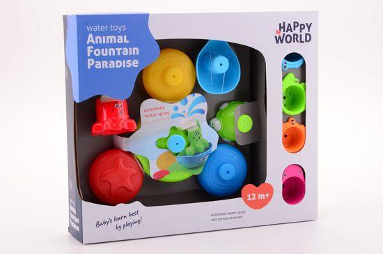 Afbeelding van Paradijs Badspeelset in opentouch doos speelgoed