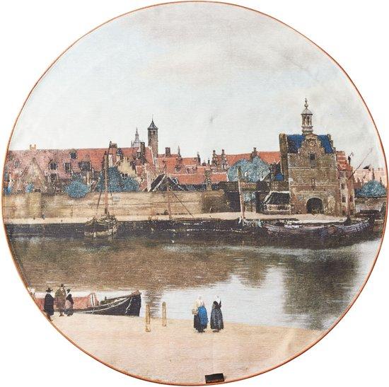 Dutch Masters vloerkleed Dutch Delft 150 rond