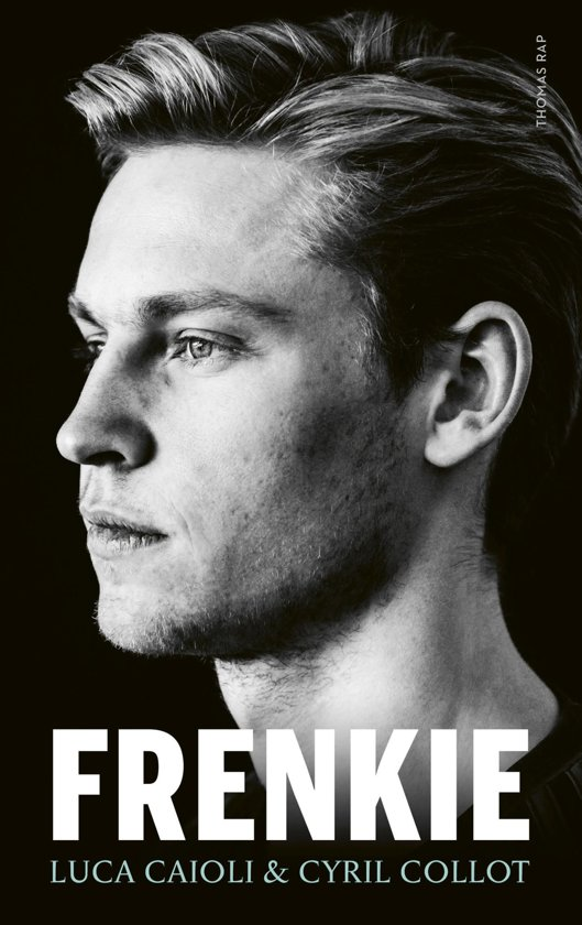 Boek cover Frenkie van Luca Caioli (Onbekend)