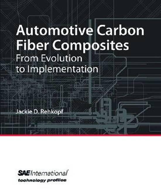 Bol Automative Carbon Fiber Composites Jackie D Rehkopf