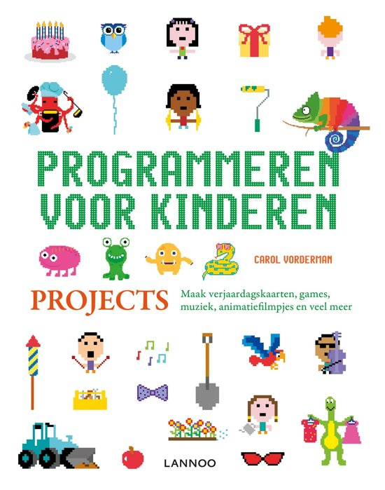 Programmeren voor kinderen - Programmeren voor kinderen - Projects
