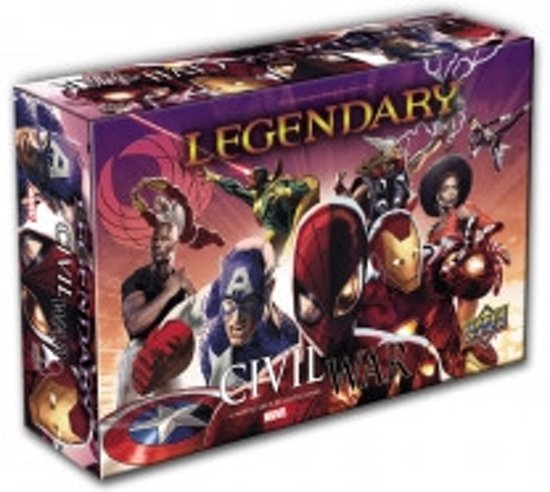 Legendary: Civil War Exp