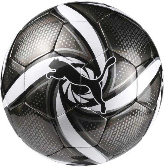 PUMA Future Flare Ball Voetbal Unisex - Puma Black / Puma White / Silver