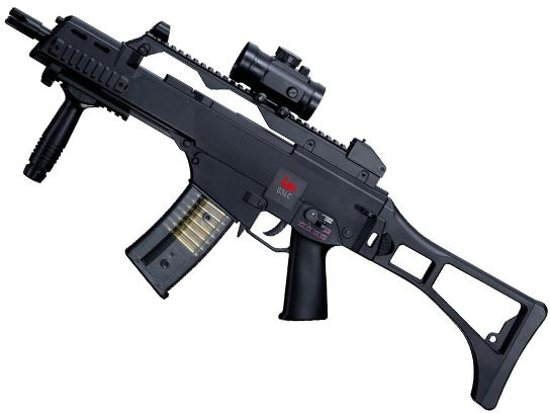 Umarex Heckler & Koch G36C Junior Airsoft - 0,08 joules