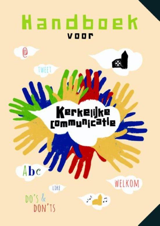 Boek cover Werken in de kerk - Handboek voor kerkelijke communicatie van Leendert de Jong (Onbekend)
