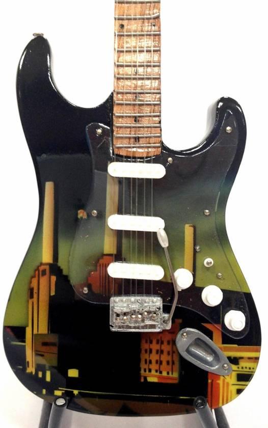 Miniatuur gitaar Pink Floyd Animals