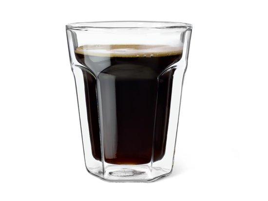 Leopold Vienna Dubbelwandig Koffie glas - 220 ml - 2 stuks