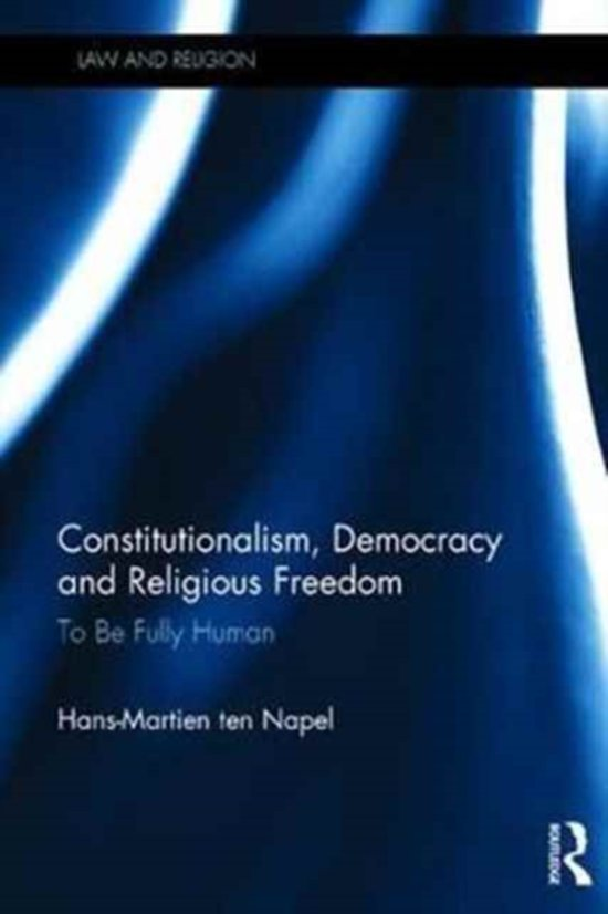 Constitutionalism, Democracy and Religious Freedom