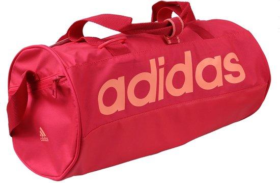 cffa3e91d78 bol.com | Adidas Linear Perf Team Bag XS AI9126, Unisex, Roze, Sporttas