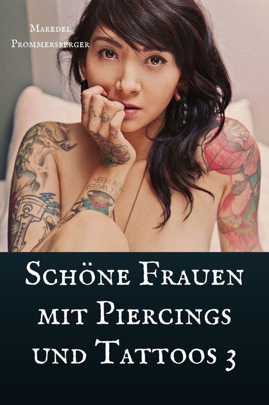 Bolcom Schöne Frauen Mit Piercings Und Tattoos 3 Ebook Maredel