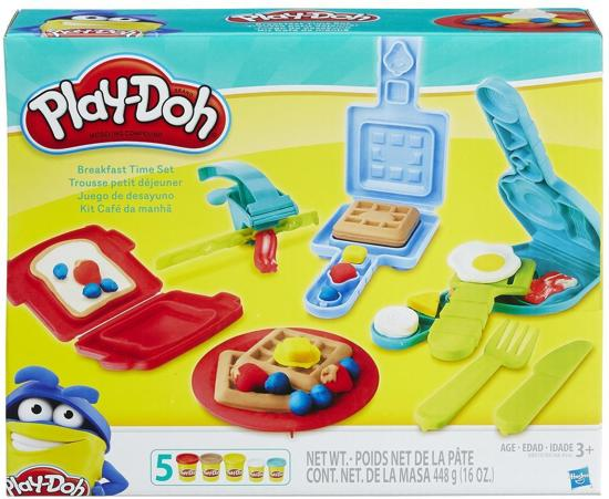 Play-Doh Kitchen Creations Ontbijtset - Klei Speelset