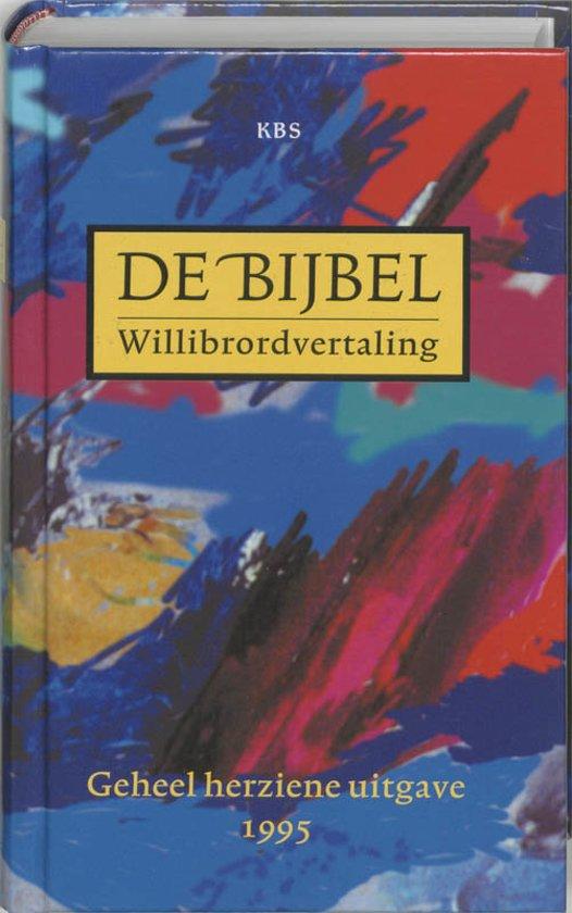 Merkloos-De-bijbel-schooleditie-willibrordvertaling-1995
