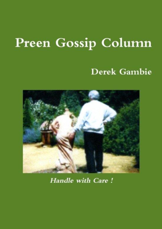 Preen Gossip Column