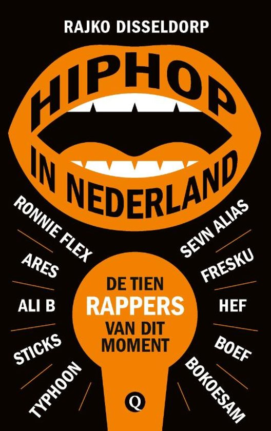 Hiphop in Nederland