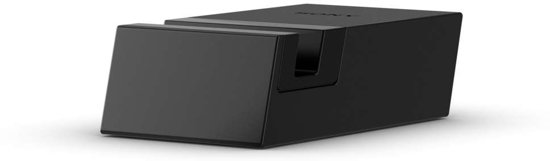 Sony DK60 USB-C Charging Dock voor de Sony Xperia XZ1 Compact - Black